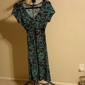 Dress size large
